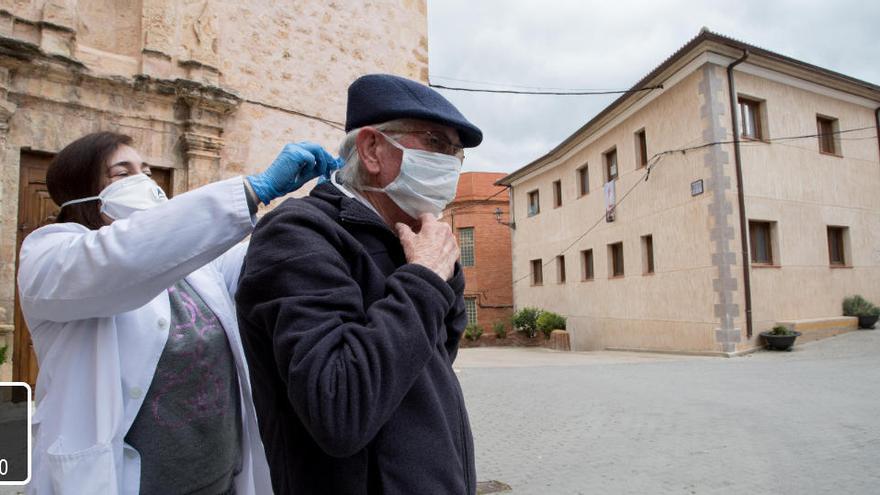 Salvados por la geografía: Una comarca sin coronavirus