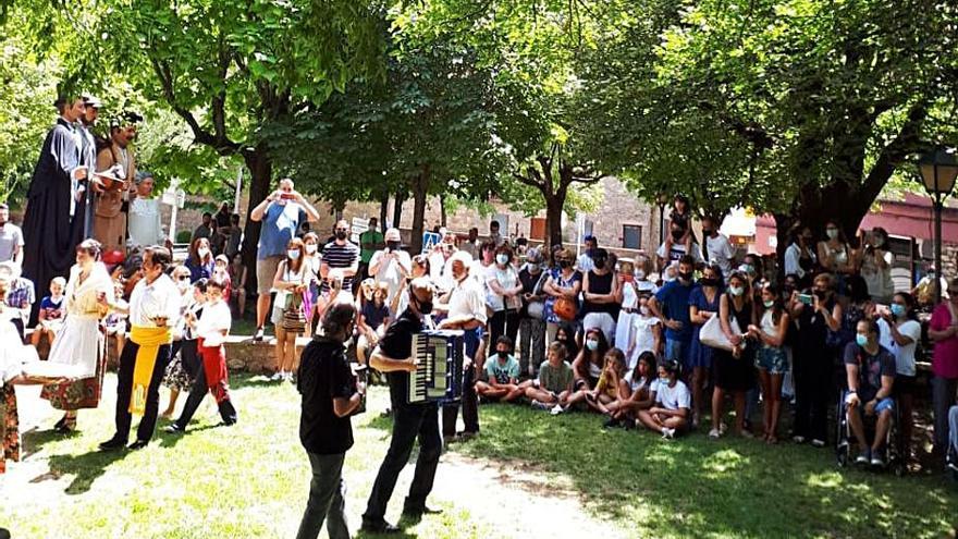 La Festa Major de Sant Llorenç manté la seva essència