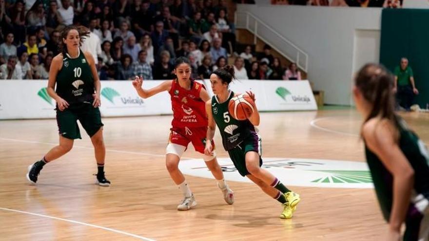 El Unicaja Femenino y el CAB Estepona jugarán la Copa Andalucía en un único grupo