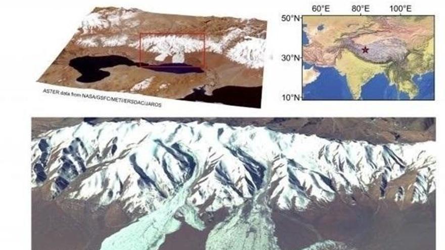 Hallan explicación a los colapsos de glaciares en el Tíbet