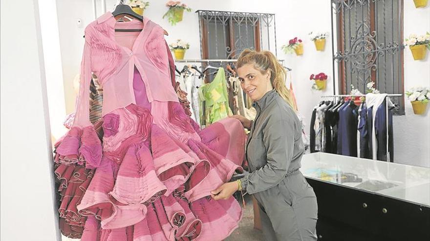 Coronavirus en Córdoba: temporada perdida para la moda flamenca