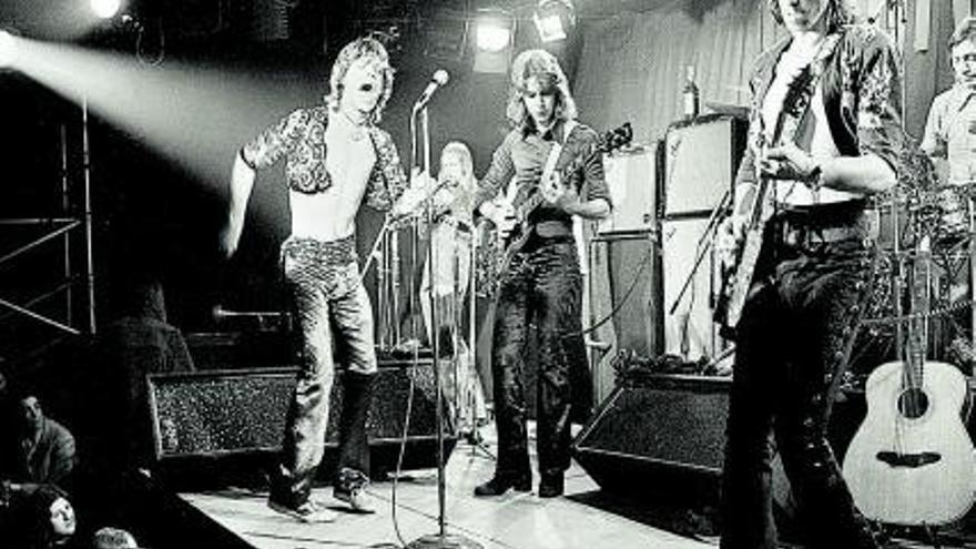 1971¿El mejor año de la historia del rock?