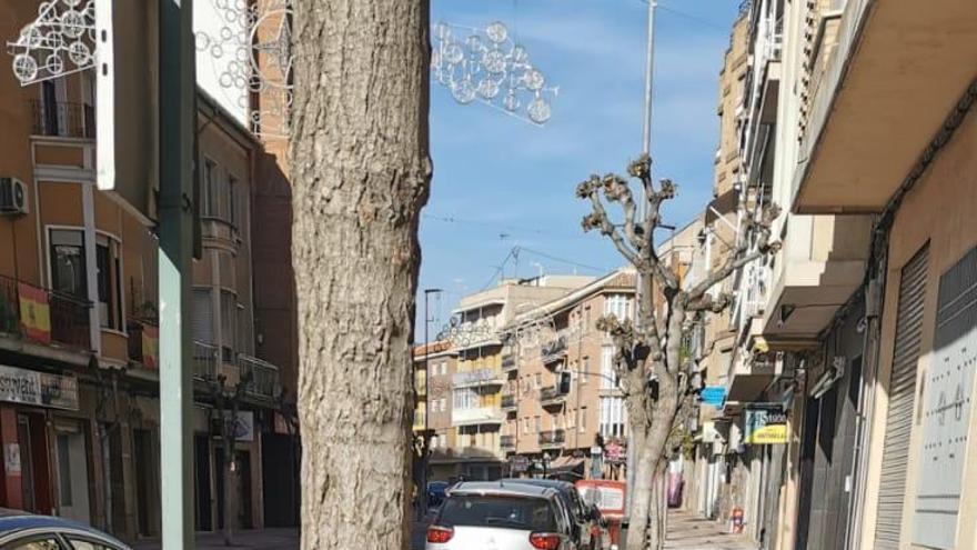 El Ayuntamiento de Cehegín mejora los ornamentos de la vía pública
