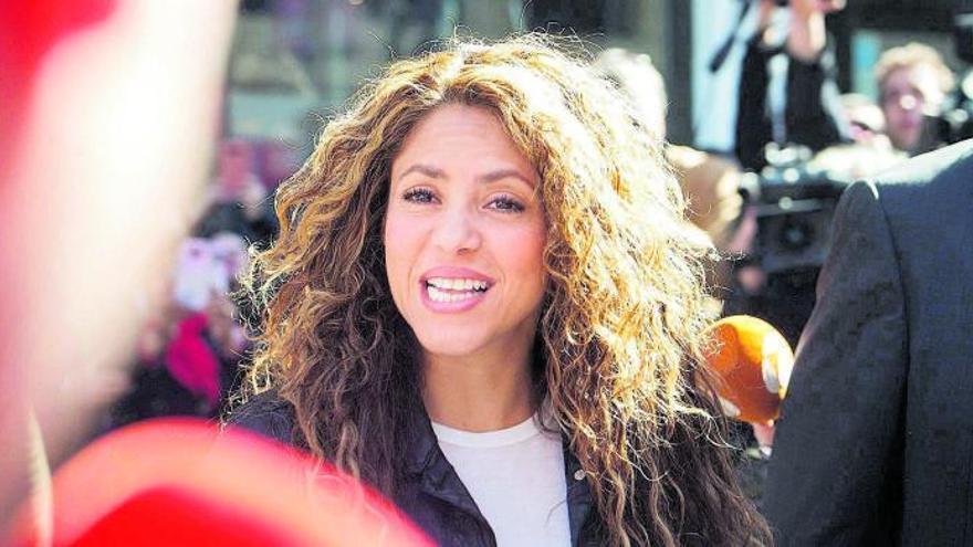 Shakira, a un paso de ir a juicio por fraude fiscal