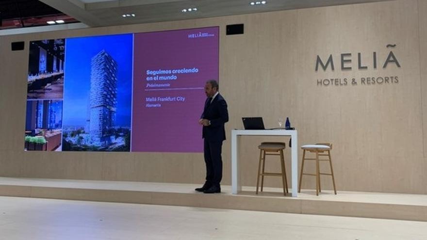 Meliá Hotels International espera abrir el 70% de sus hoteles para la temporada de verano