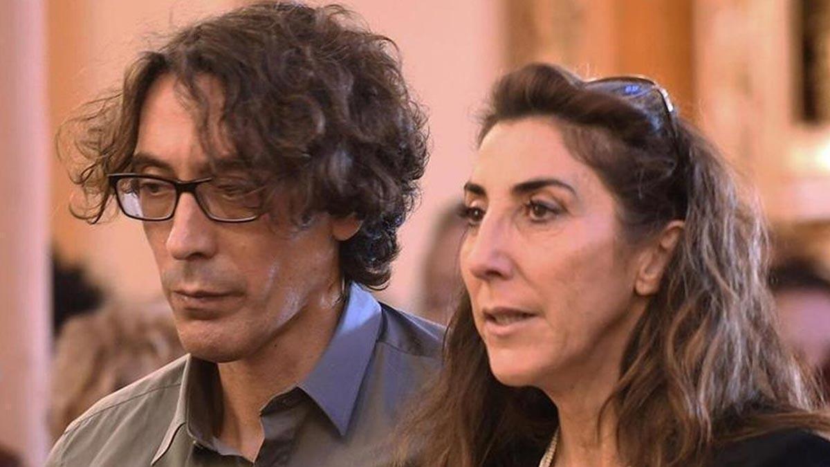 Muere de cáncer el marido de Paz Padilla
