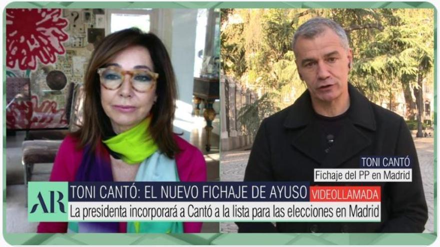 Ana Rosa aclara su estado de salud tras la polémica por su ausencia de plató esta semana