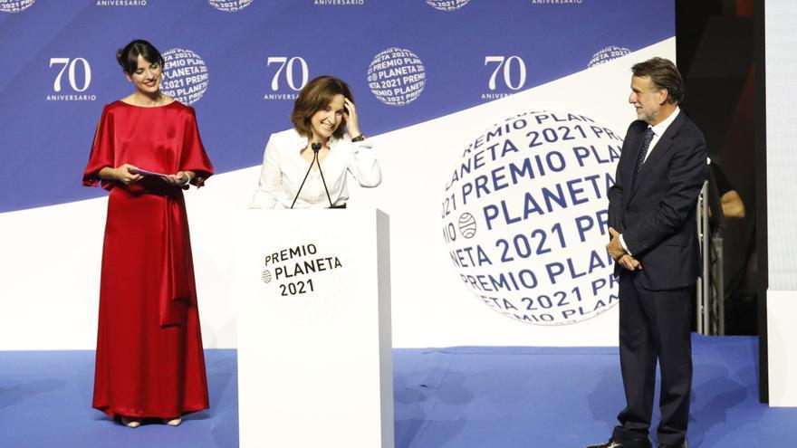 Paloma Sánchez-Garnica, finalista del Premi Planeta amb 'Últimos días en Berlín'