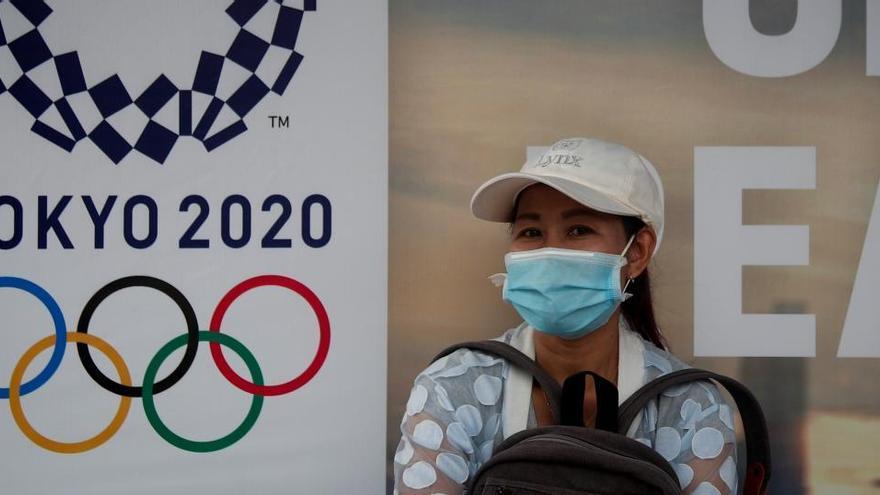 Japón y el COI estudian celebrar los Juegos Olímpicos en la primavera de 2021