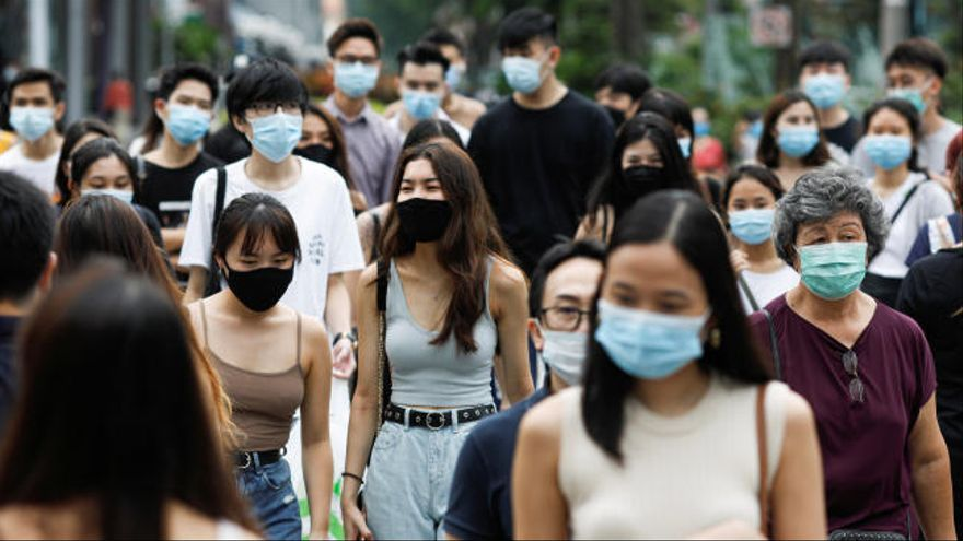 La pandemia suma casi 600.000 casos nuevos y 9.700 muertos en las últimas 24 horas