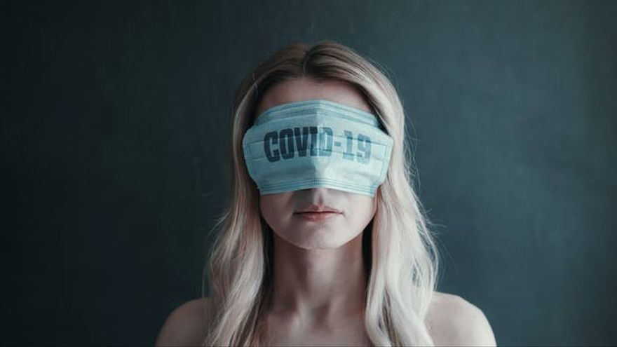 ¿Podemos contraer covid a través de los ojos?