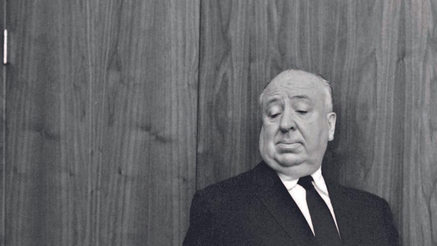 """Alfred Hitchcock, """"el enemigo de las rubias"""""""