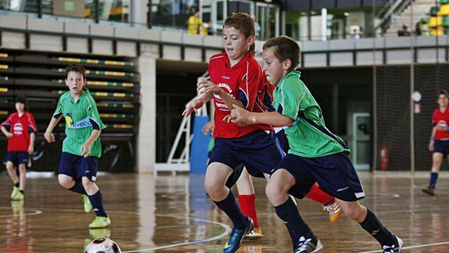 Autorizados los entrenamientos del deporte base