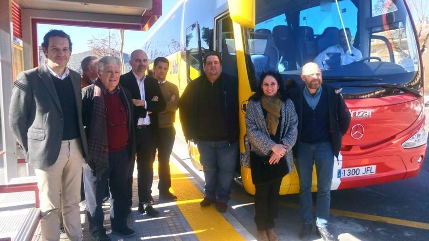 Bucht von Alcúdia erhält moderne Bushaltestellen