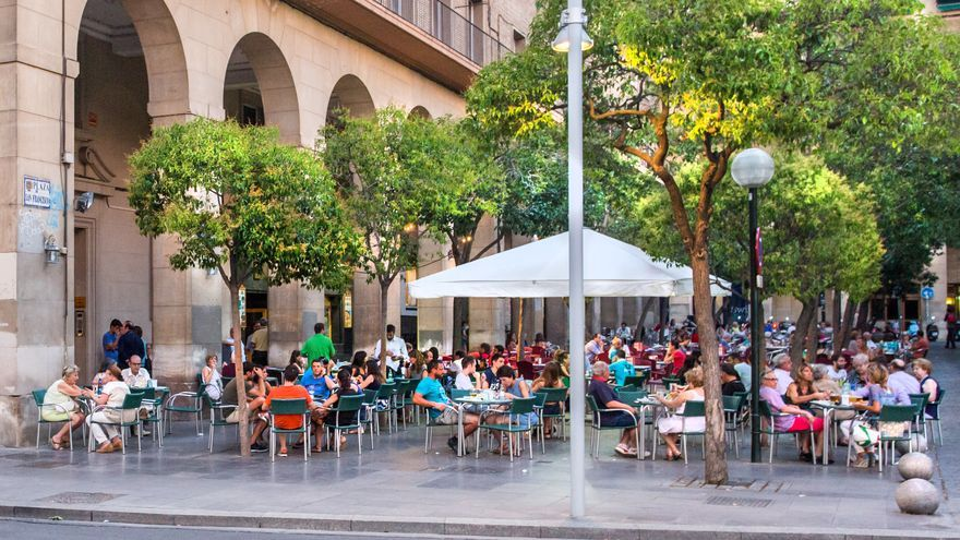 Cuatro terrazas para comer y tapear de maravilla en el centro de Zaragoza