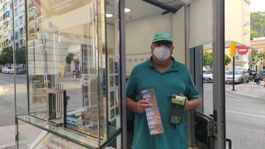 Un vecino de La Luz gana un Sueldazo de la ONCE de 2.000 euros al mes durante diez años