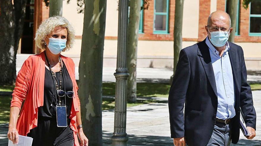 Castilla y León extremará la vigilancia sobre el uso de la mascarilla en terrazas