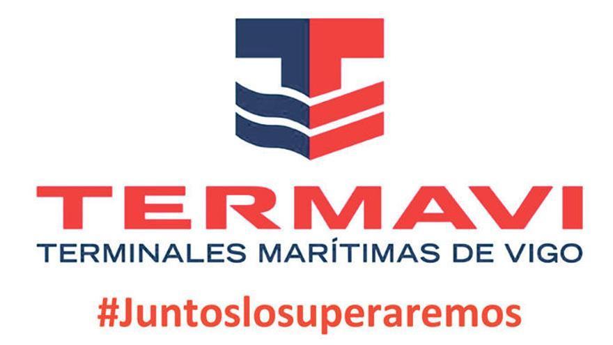 TERMAVI, Terminales Marítimas de Vigo, #Juntoslosuperaremos
