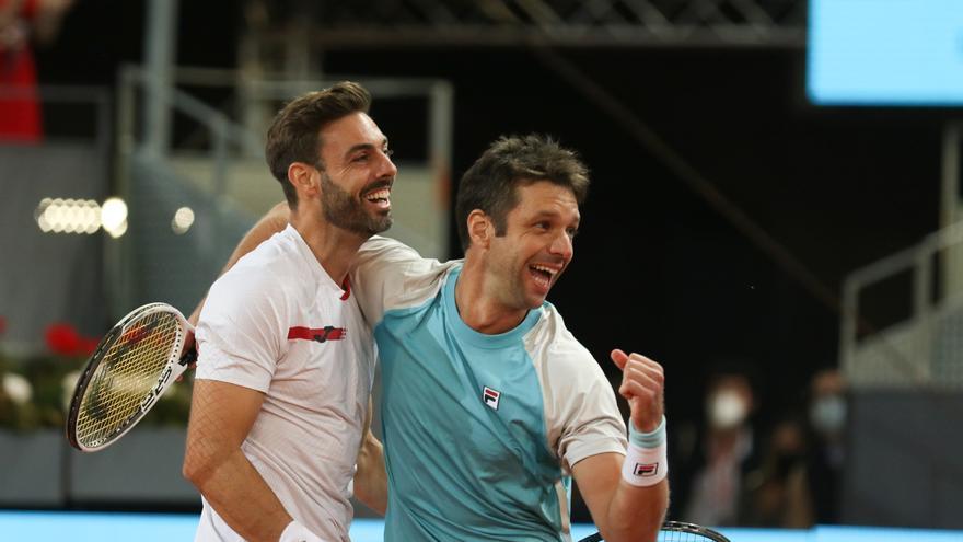 Marcel Granollers jugará la final de dobles en Wimbledon junto al argentino Zeballos