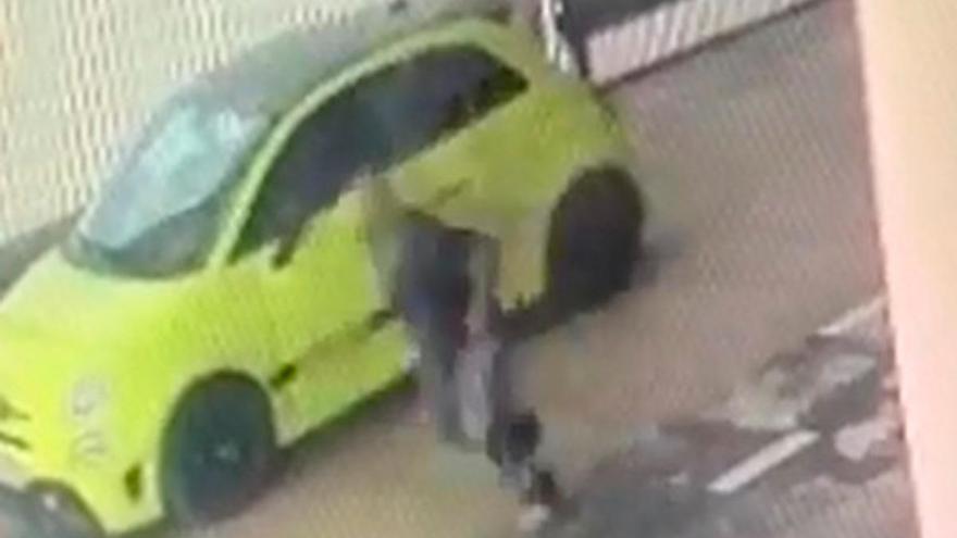 Detenido por intentar robar un coche del parking del aeropuerto de Palma