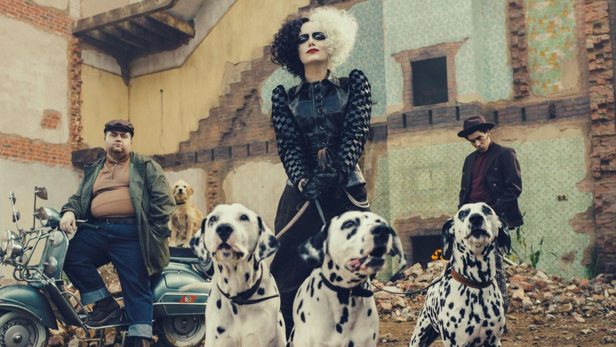 Emma Stone protagoniza 'Cruella', el nuevo largometraje de Disney.