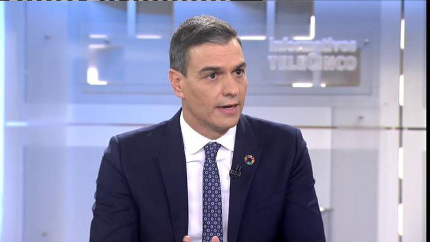 """Sánchez apuesta por """"llegar hasta el final"""" en la investigación a Juan Carlos I"""