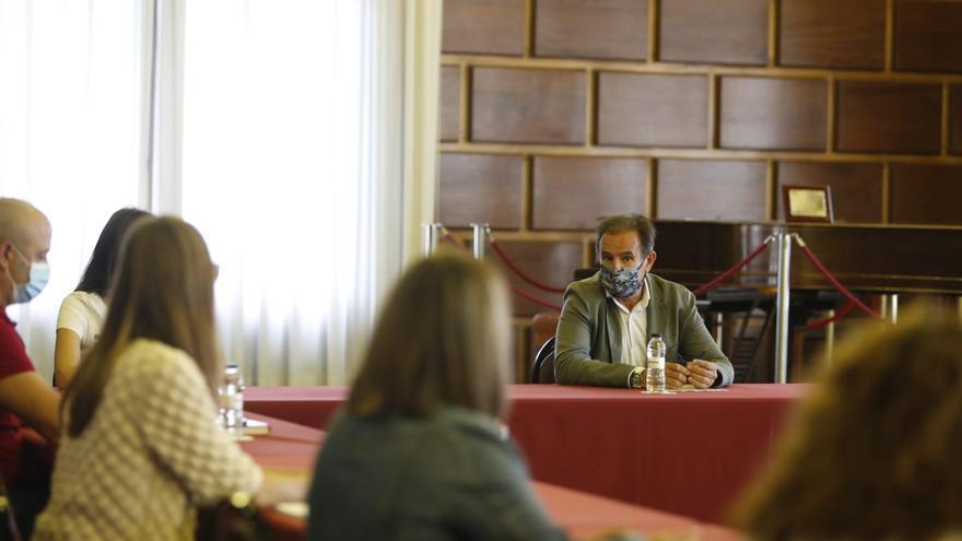 Primera reunión sobre la acogida de afganos entre las entidades y el Ayuntamiento de Zaragoza