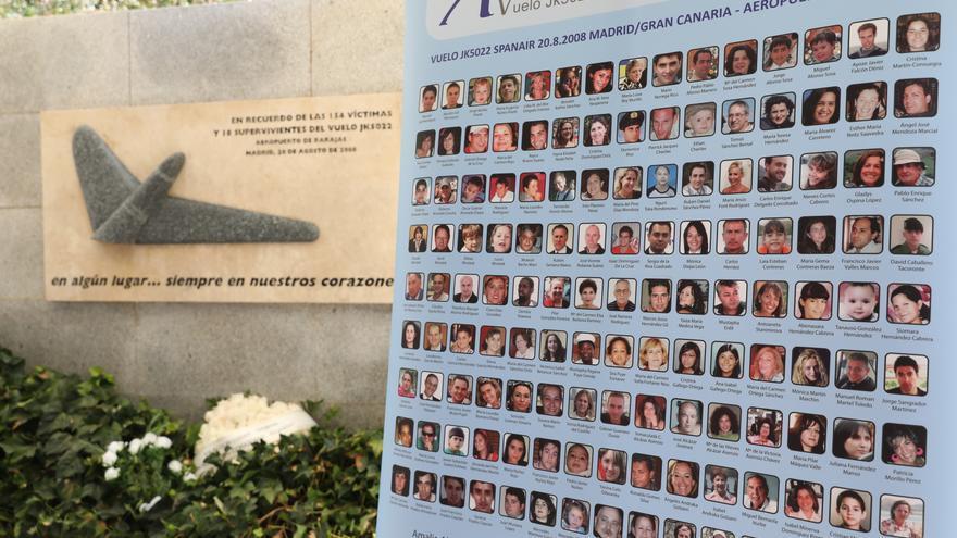 Simposio internacional en Las Palmas de Gran Canaria sobre asistencia a familiares de víctimas de accidentes aéreos