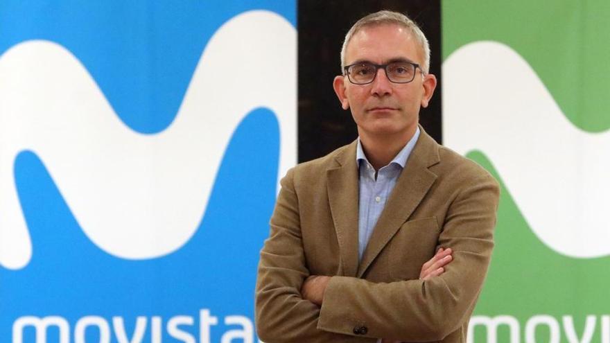 El vigués Manuel Ángel Alonso, nuevo director del Territorio Norte de Telefónica