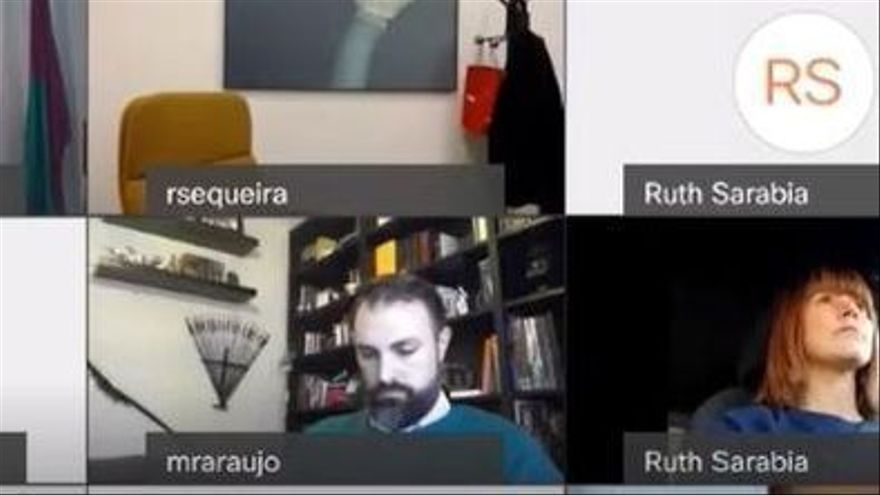 Multan a una concejala del PP en Málaga por conducir durante una comisión telemática