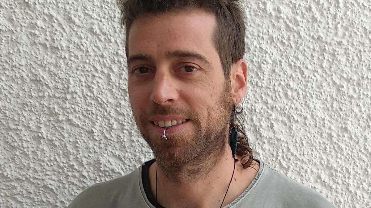 Xesco Vallverdú, membre d'Assemblea per Cadaqués