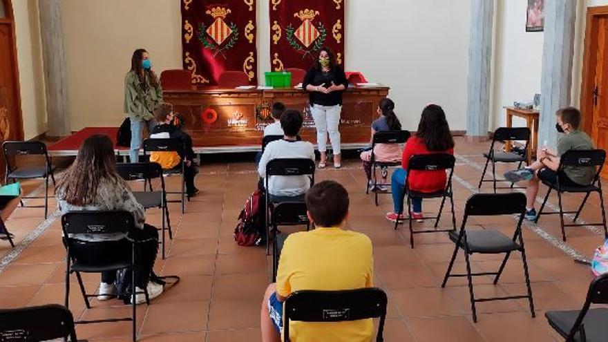 El Consell de Xiquets i Xiquetes de Vila-real aborda el 'bullying'