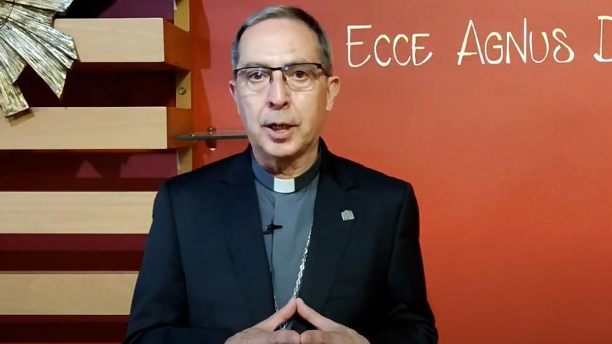 VÍDEO | El obispo de Zamora elogia la labor de Cáritas Zamora ante el Día de la Caridad, este domingo