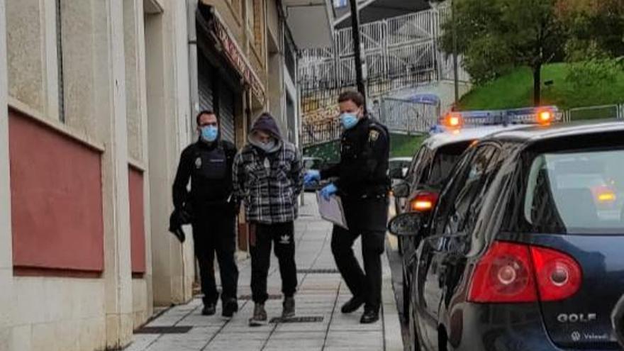 Ingresa en prisión como supuesto autor de tres robos en Lugones y uno en Gijón
