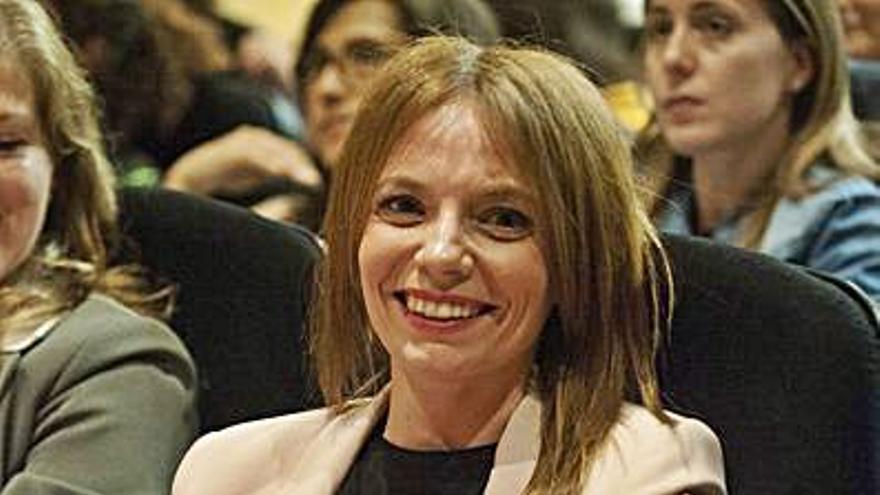La matrona Belén Vázquez Gómez, premio de psicología 'Rafael Burgaleta'