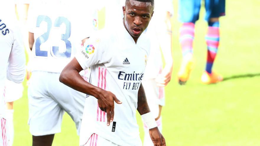 Las imágenes del Levante - Real Madrid