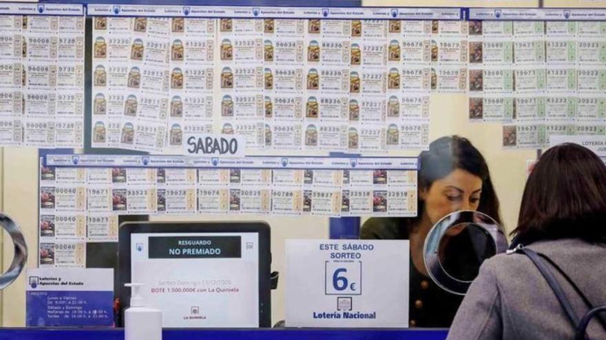 La fortuna deja más de cuatro millones y medio en Canarias
