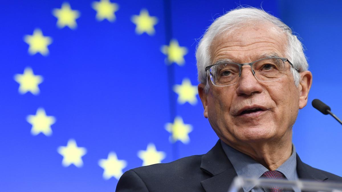 "Bruselas ve un ""alarmante"" deterioro político en Hong Kong."