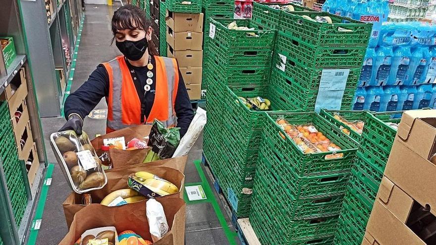 Amazon pressiona els supermercats amb el seu nou servei de venda de productes frescos