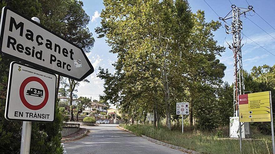 Maçanet vol tenir l'aigua municipalitzada abans de les eleccions del febrer