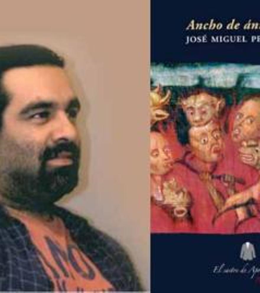 Presentación del libro 'Ancho de Ánimas', por José Miguel Perera