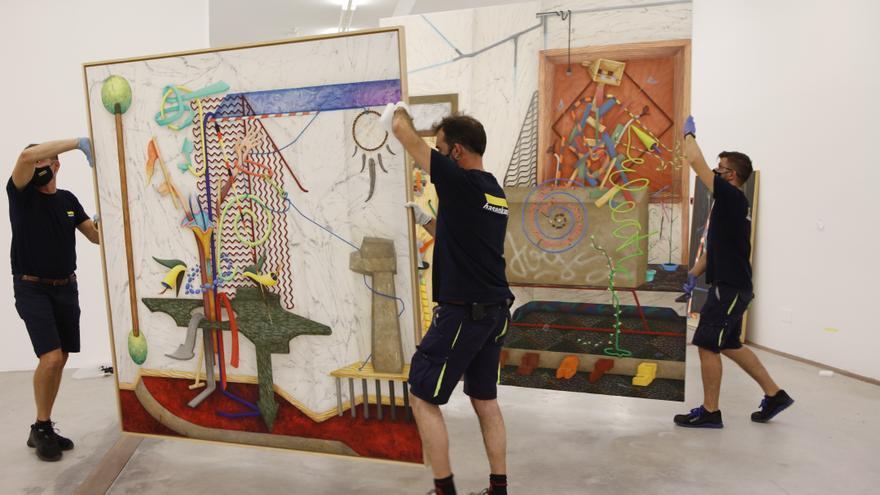 """Von Beuys über Grosse bis Lüpertz: Die Ausstellung """"Insights"""" auf Mallorca ist ein echter Knüller"""