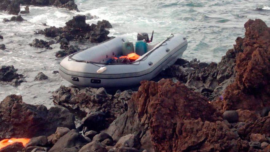 Rescatan en el sur de Marruecos una patera a la deriva con 35 subsaharianos