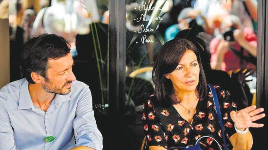 Anne Hidalgo, favorita para revalidar el mando en París