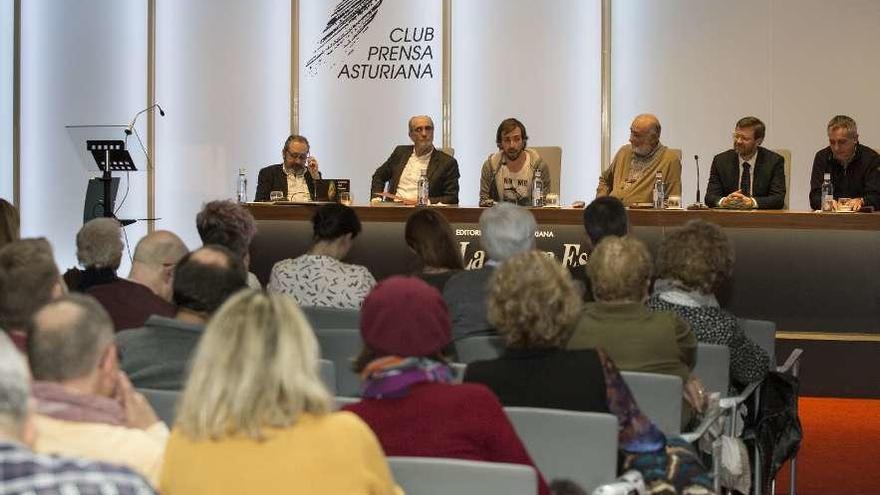 """Carlos Fernández: """"Asturias sembró el mundo con sus productos agrarios"""""""