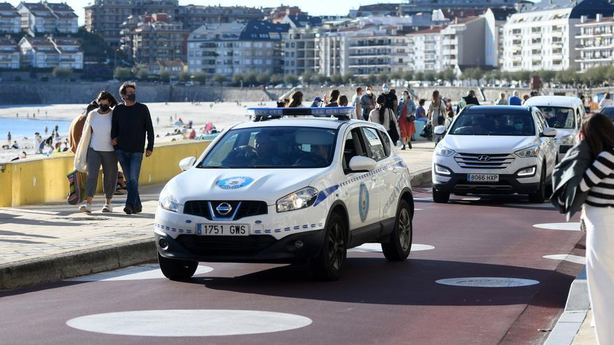 Un juzgado de Vigo anula una sanción en Sanxenxo por no llevar mascarilla
