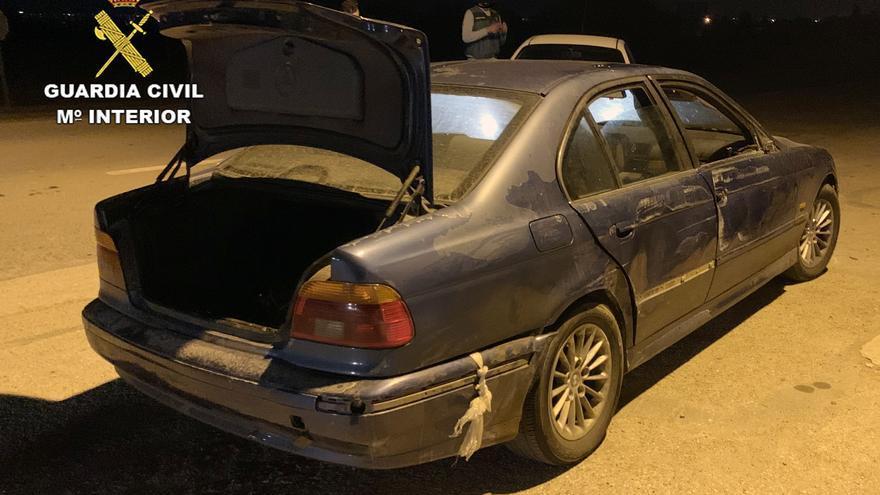 Detienen a tres vecinos de Águilas por robar en 7 gasolineras de Lorca y Puerto Lumbreras
