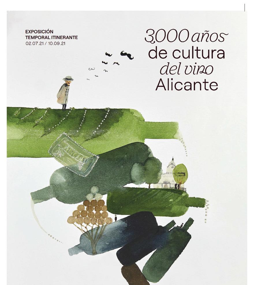 3000 años de cultura del vino de Alicante