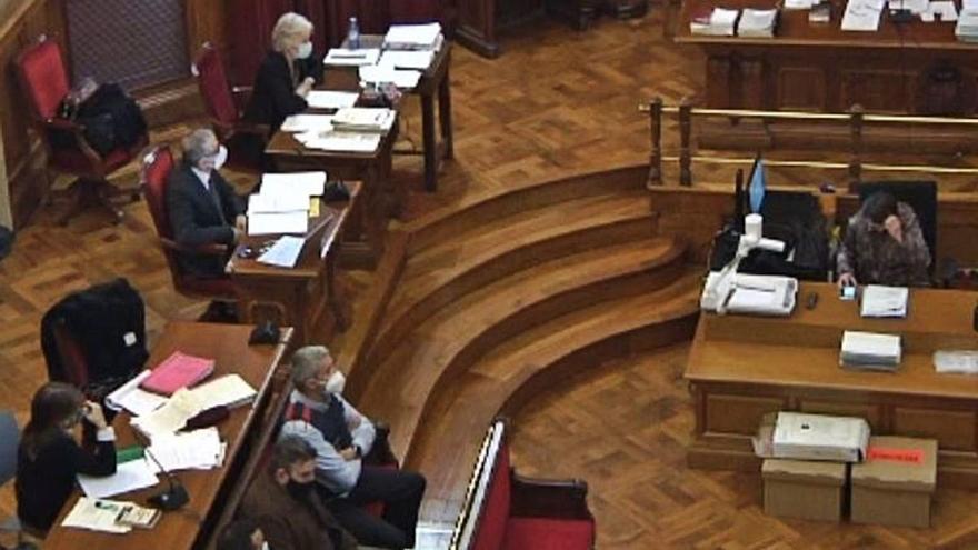 La fiscal veu en el crim de Vilanova un «assassinat truculent»