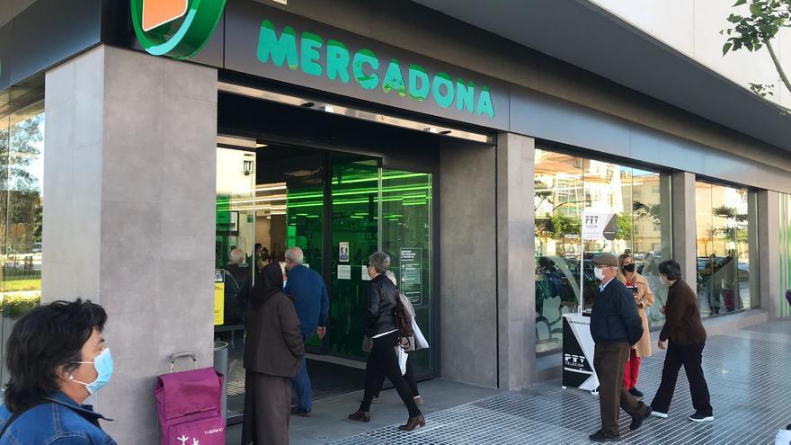 Mercadona abre un nuevo supermercado eficiente en Martiricos